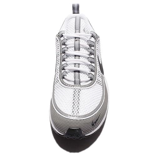 f2a00002acbe1 ... ズーム スピリドン サマーパック ホワイト ブラック 白 黒 メンズ カジュアル シューズ Nike Air Zoom Spiridon  Summer Pack Light Ash 849776-101  並行輸入品