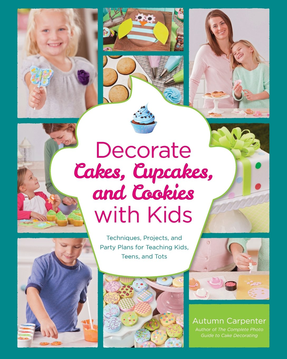 Decorate Cakes Cupcakes Cookies Kids product image