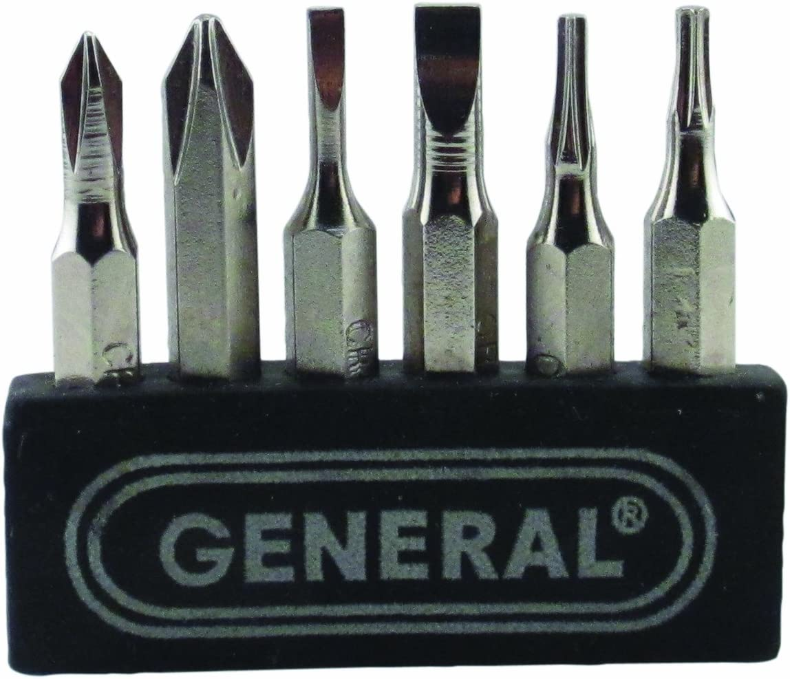 General Tools 500 Cordless Power Precision Screwdriver