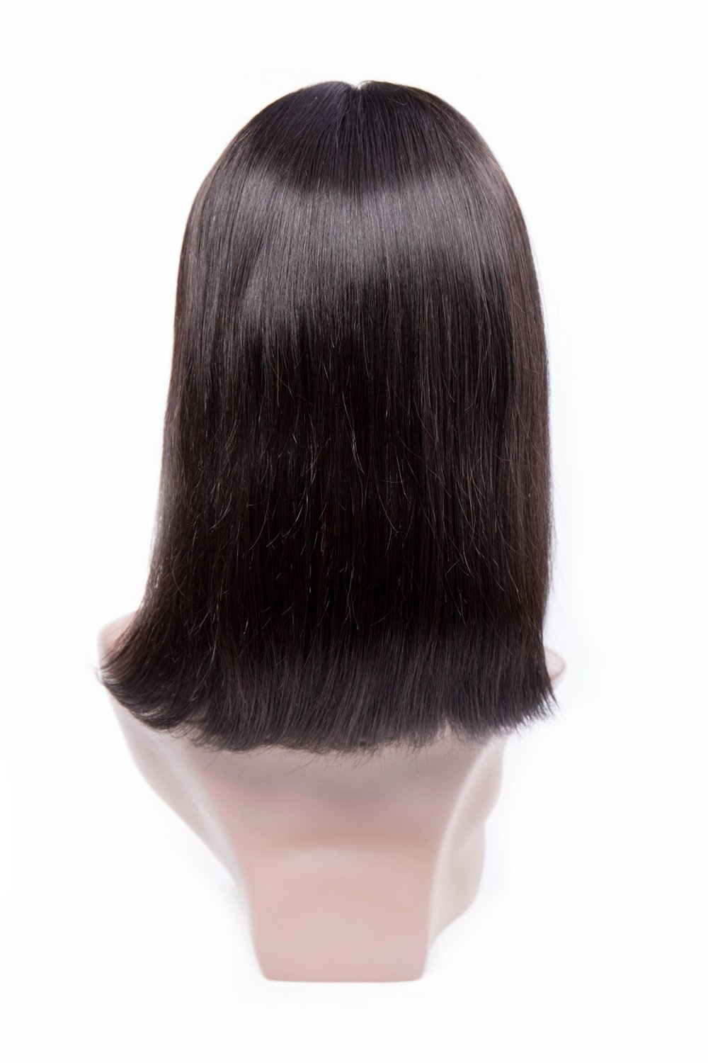 Amazon.com : Maxine Glueless Bob Wig 100% Unprocessed Brazilian Virgin Human Hair Straight Short Lace Front Human Hair Wigs For Black Women Pre Plucked With ...