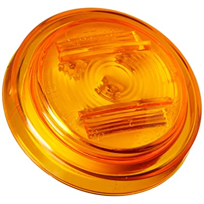 "Grote 46143 Yellow 2 1/2"" SuperNova LED Clearance Marker Lights: Automotive"