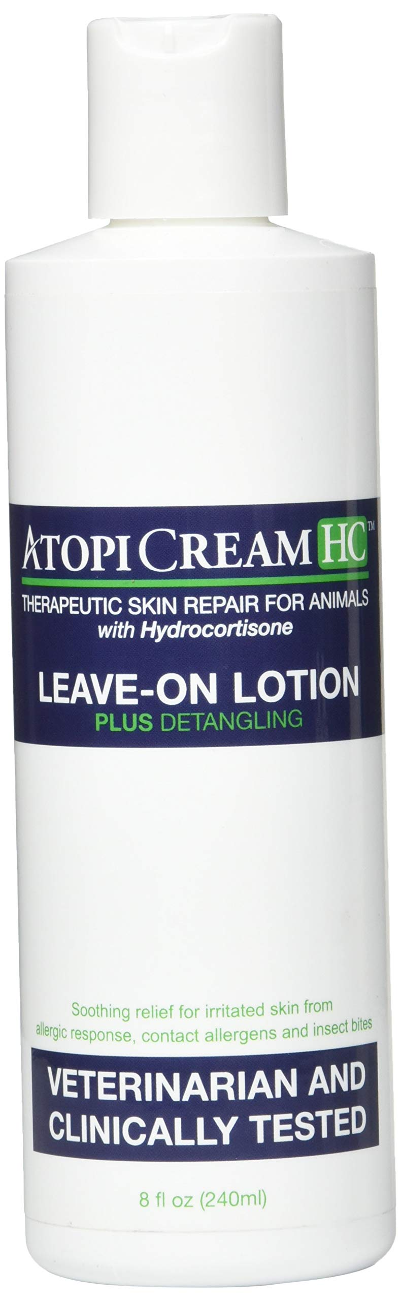 VetriMAX AtopiCream HC 1% Hydrocortisone Leave-on Lotion for Animals by VetriMAX