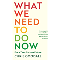What We Need to Do Now: For a Zero Carbon Future (English Edition)