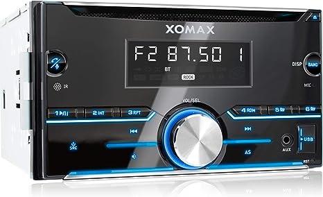 Xomax Xm 2cdb626 Autoradio Mit Elektronik