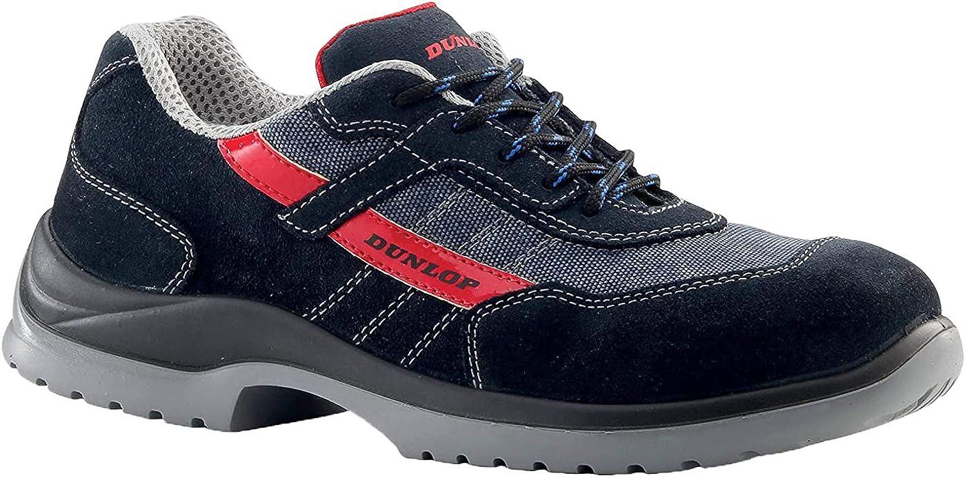 Dunlop Men's Reservation Safety Genuine Shoes