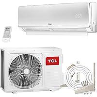 TCL HC 12000 BTU Split-Klimaanlage A++ (3.5 kW, 5m Leitungen, Halter, bis -15°C, Goldbeschichtung)