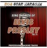 Karaoke - Elvis Presley, Vol. 11