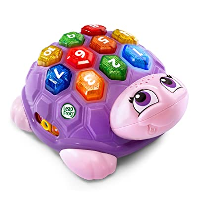 LeapFrog Melody The Musical Turtle - ONLINE EXCLUSIVE Purple( Exclusive): Toys & Games
