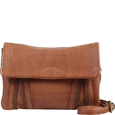 genuine shoes a few days away autumn shoes Day & Mood Women's Pine Crossbody Cognac One Size: Handbags ...