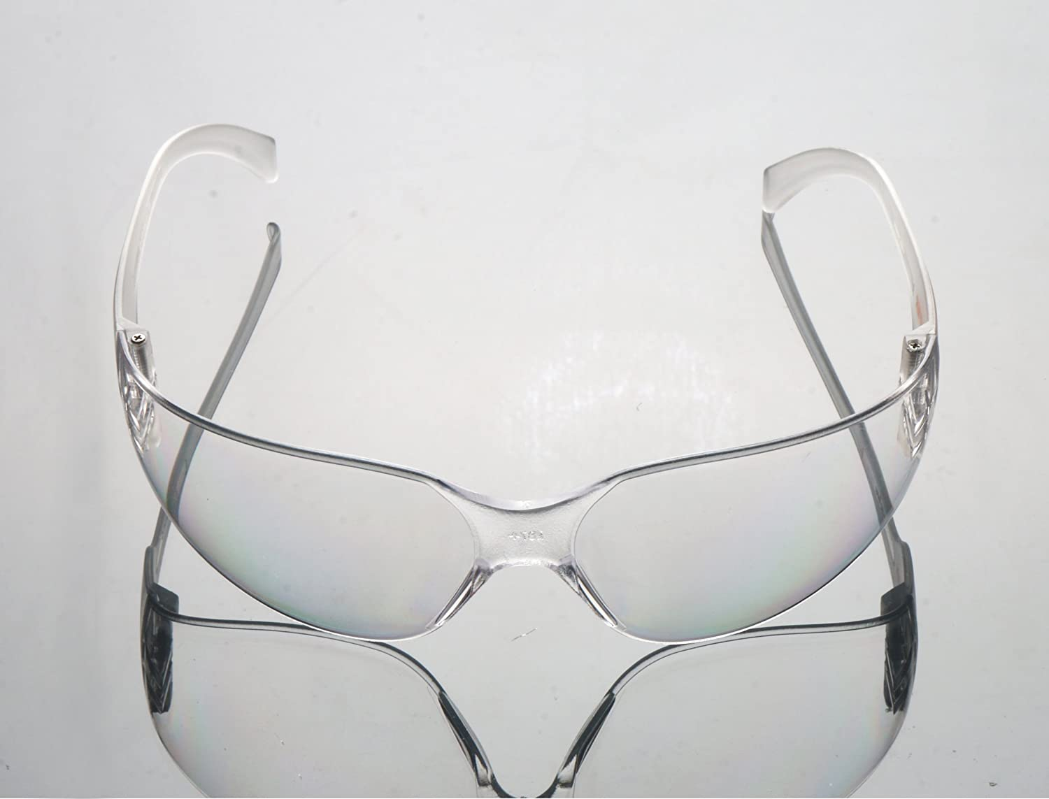 394cdde0635 Frontier (Midas Safety) Hardy Clear Safety Glasses  Amazon.in  Industrial    Scientific
