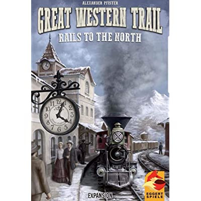 Great Western Trail - Rails to The North: Toys & Games