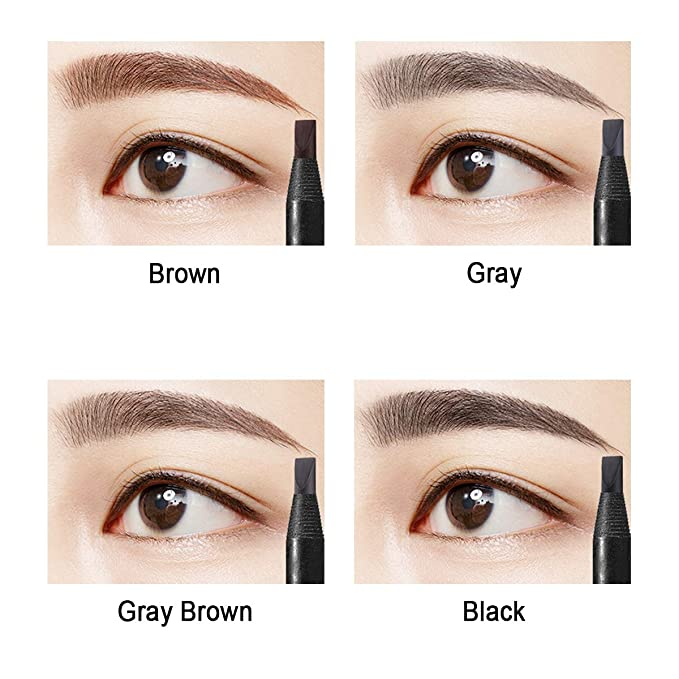 Guapa Microblading Eyebrows Pencil Impermeable Tire Pull Peel-off ...