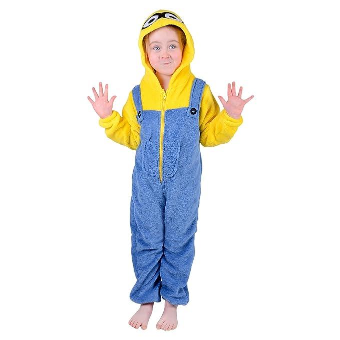 Pijama para niños y niñas de Mi Villano Favorito, Minion,