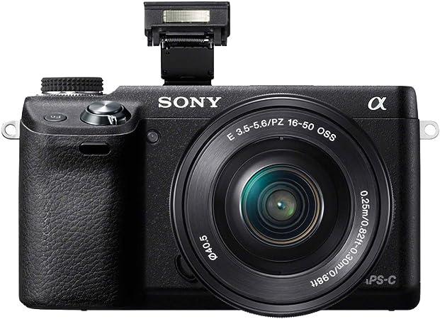Sony Nex 6lb Kompakte Systemkamera 3 Zoll Inkl Kamera