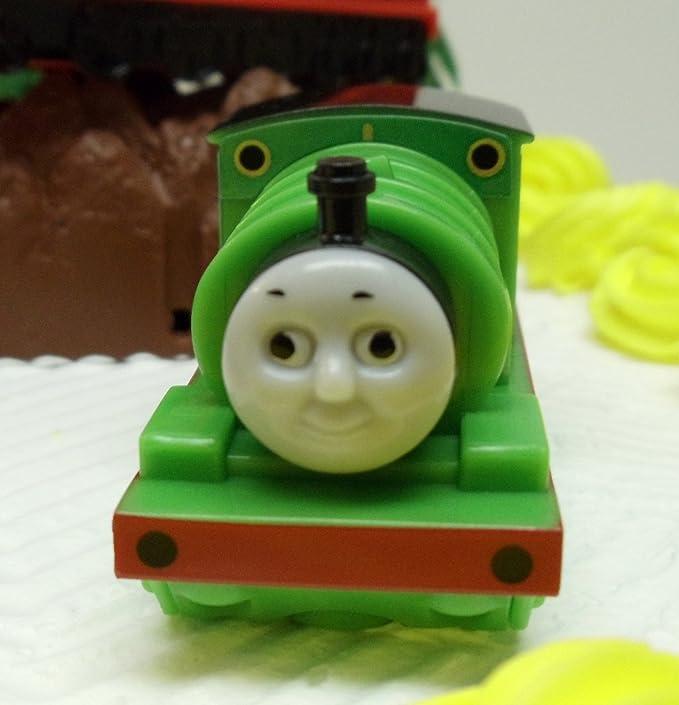 Thomas Friends The Train Birthday Cake Topper Set Featuring Thomas