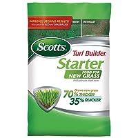 Deals on Scotts Turf Builder Starter Food for New Grass