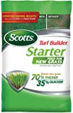 Scotts 21701 Turf Builder Starter New Grass Lawn Food, 1,000 sq. ft