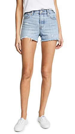 94e5d411 Levi's Women's Wedgie Shorts at Amazon Women's Clothing store: