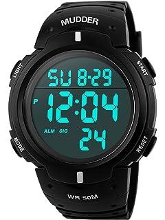 Mudder reloj deportivo digital para hombre 16e1d5f048a2