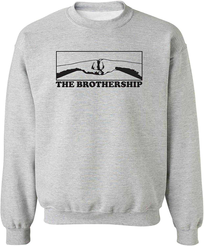 ZeroGravitee The Brothership Crewneck Sweatshirt