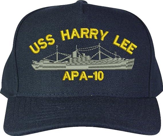 Class Attack Transport Ship Cap MilitaryBest Custom Harry Lee APA