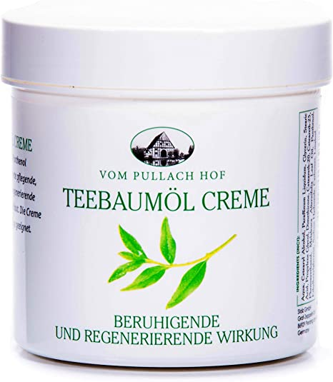 Pullach Hof Aloe-Vera Cream, Balm from Allgäu [Bavaria, Germany]: Amazon.de: Beauty