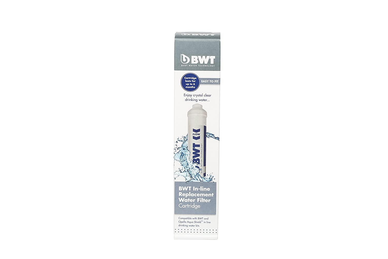BWT DWFCART Inline Replacement Cartridge, White