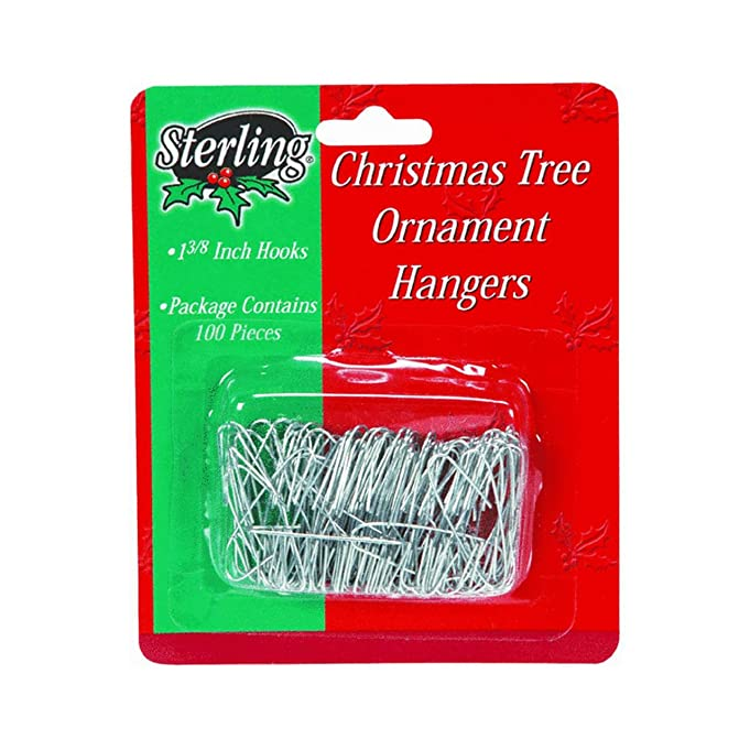Amazoncom Sterling 100200 Ornament Hangers Home  Kitchen