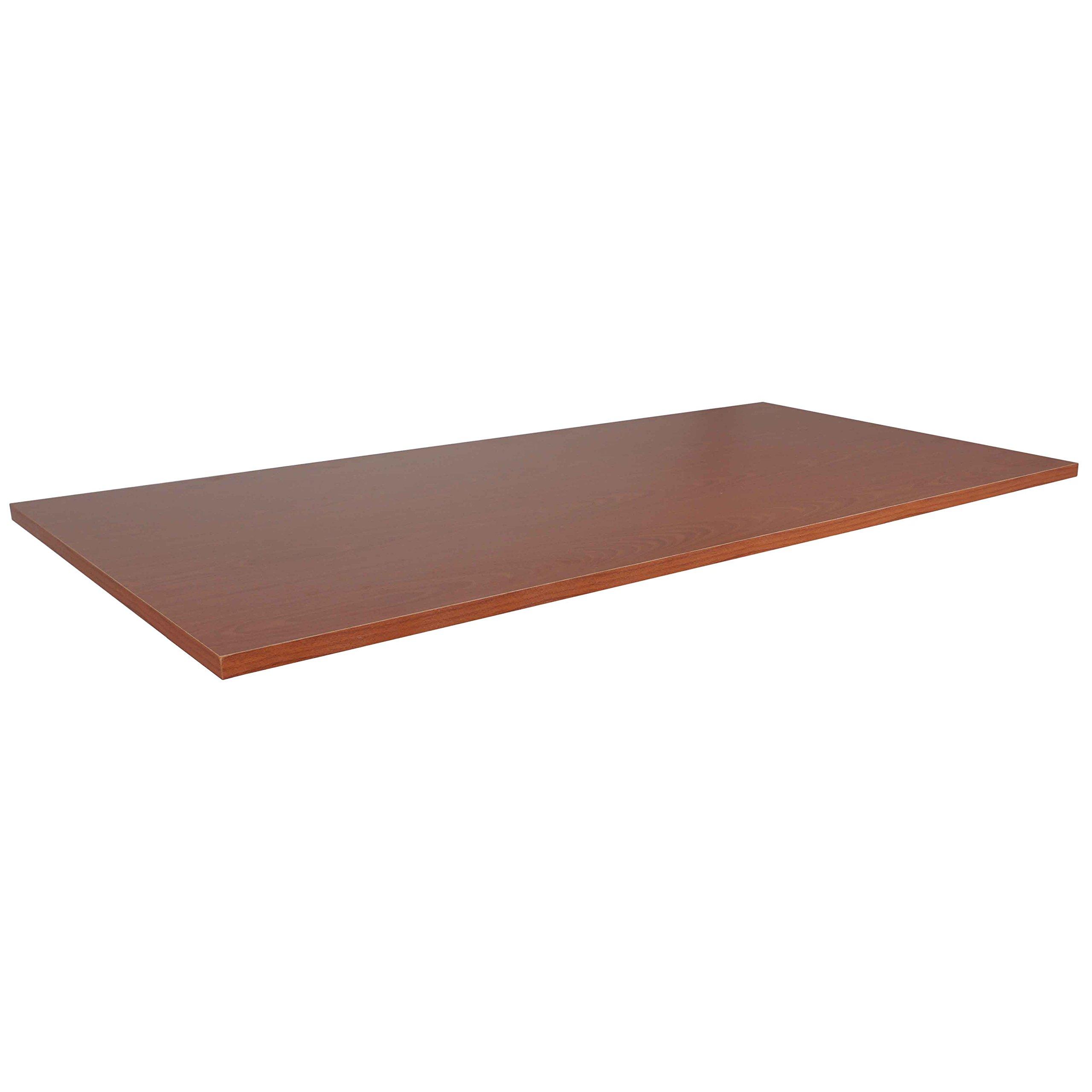 Titan Universal Desk Top - 30'' x 60'' Wood by TITAN FITNESS