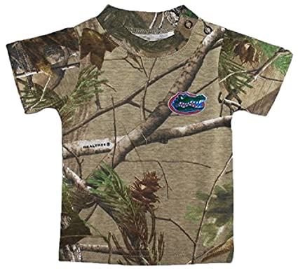 Florida Gators Embroidered Infant - Toddler Camo Tee T-shirt ( Choose Size  ) ( f37129c26