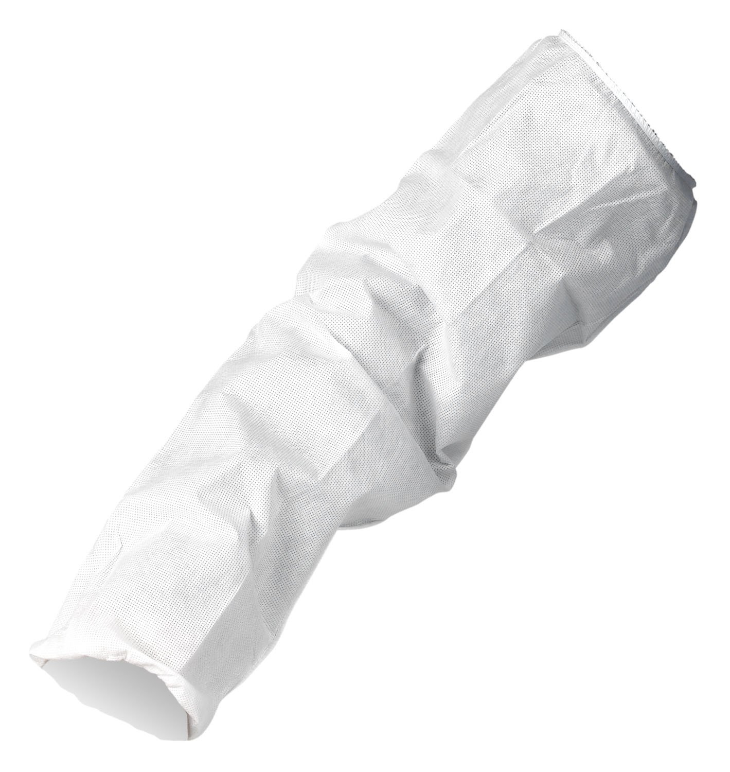 Kimberly-Clark KleenGuard A10 Breathable Particle Protection Sleeve Protector, White, 18'' Length (Pack of 200) by Kimberly-Clark Professional