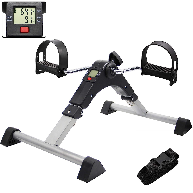 Hausse Folding Exercises Peddler Portable Pedal Exerciser Amazon's Choice