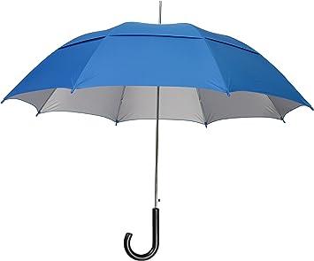 Georgia State Flag Automatic Tri-fold Umbrella Interesting Windproof Anti UV Rain//Sun Travel Umbrella Light Weight.