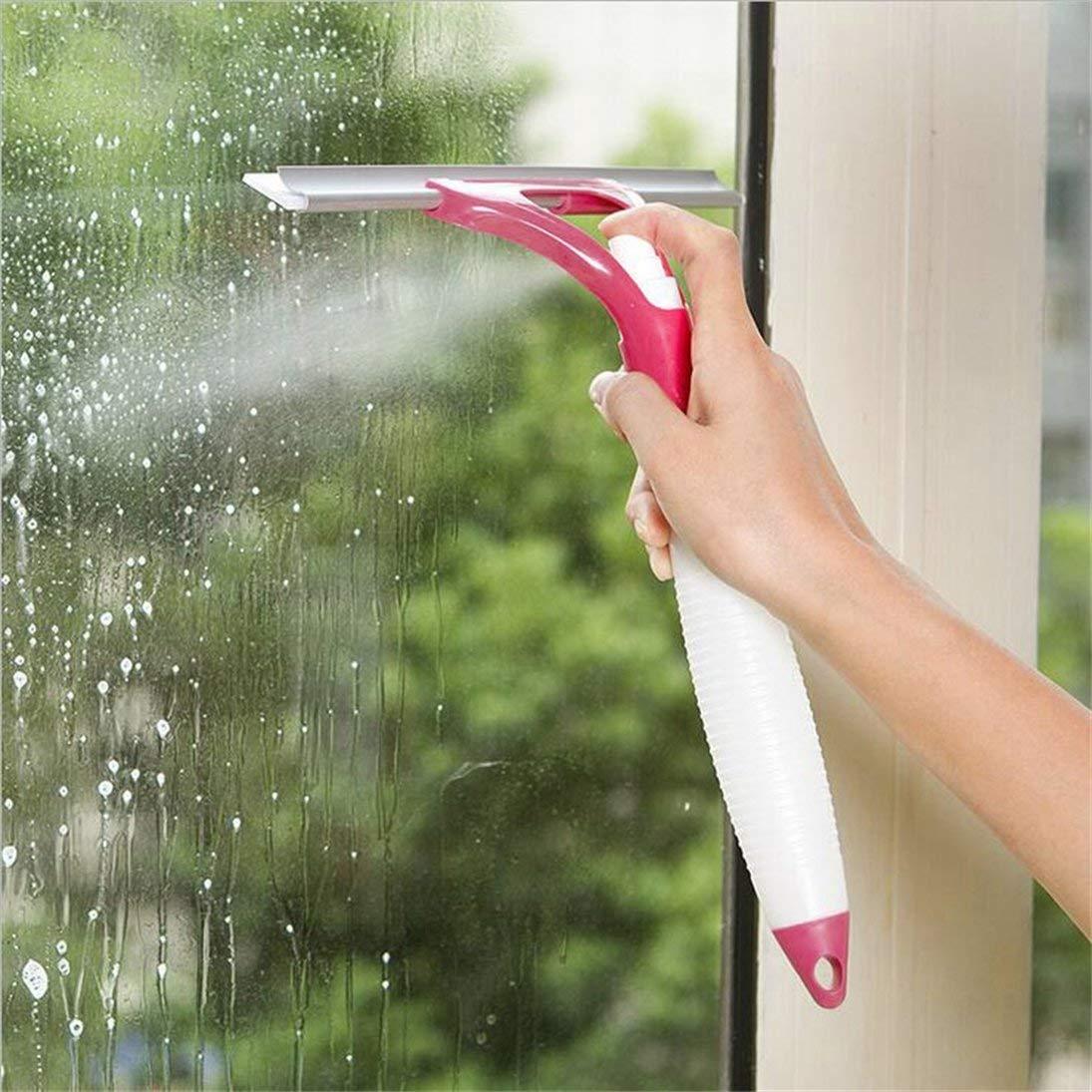 Mampara de ducha limpia de la cuchilla de limpieza del limpiaparabrisas del parabrisas del coche del espejo de la ventana
