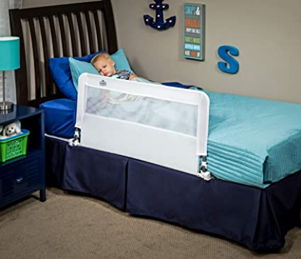 Amazon Com Regalo Hide Away Bed Rail Childrens Bed Safety Rails
