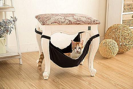 Cat hammock letto morbido caldo e confortevole pet hammock usa con