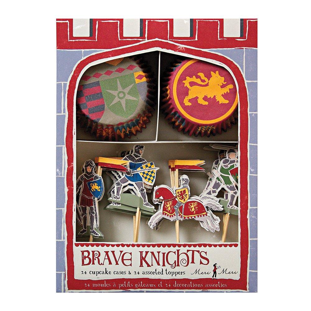 Meri Meri Cupcake Kits, Brave Knights