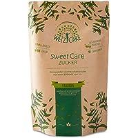 Azúcar SweetCare el cristal, 1 Kg, la sustitución de azúcar con Erythritol y Stevia, la alternativa natural azúcar