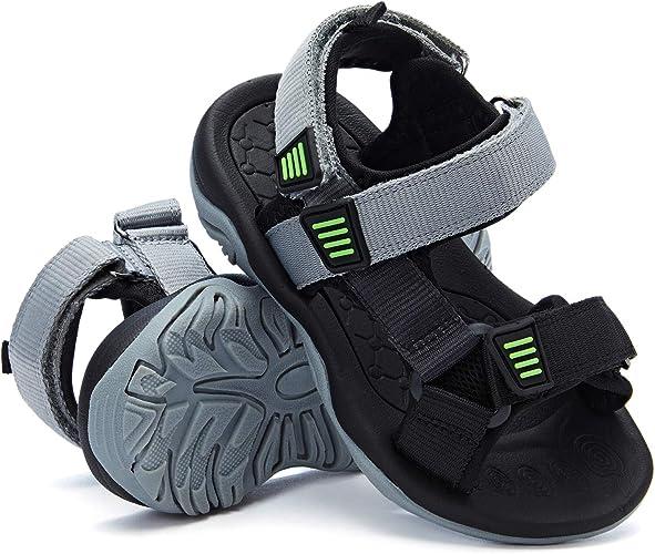 Toddler//Little Kid Felix /& Flora Bear Mall Sandals for Girls Boys Athletic Sports Sandals
