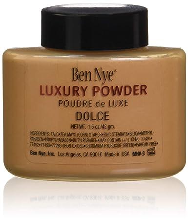 Ben Nye Luxury Powder 1.5 oz Dolce color