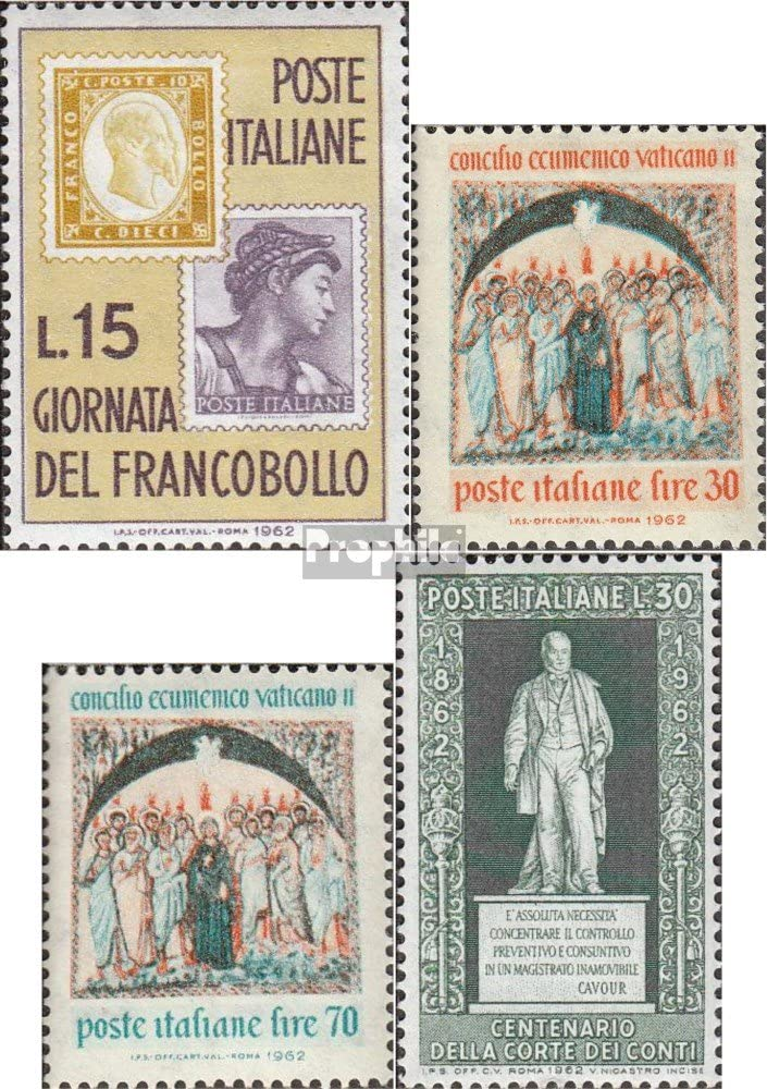 Prophila Collection Italia Michel.-No..: 1134,1135-1136,1137 ...