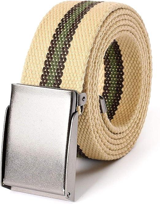 Cula Canvas Web Belt Fit Up To 52
