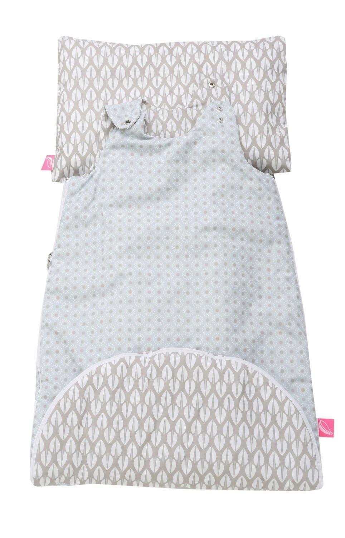Motherhood 3 3 3 in 1 Babyschlafsack mit Kopfkissen und Kissenbezug Bäume Rosa B06Y2GVS27 Schlafscke f36c80