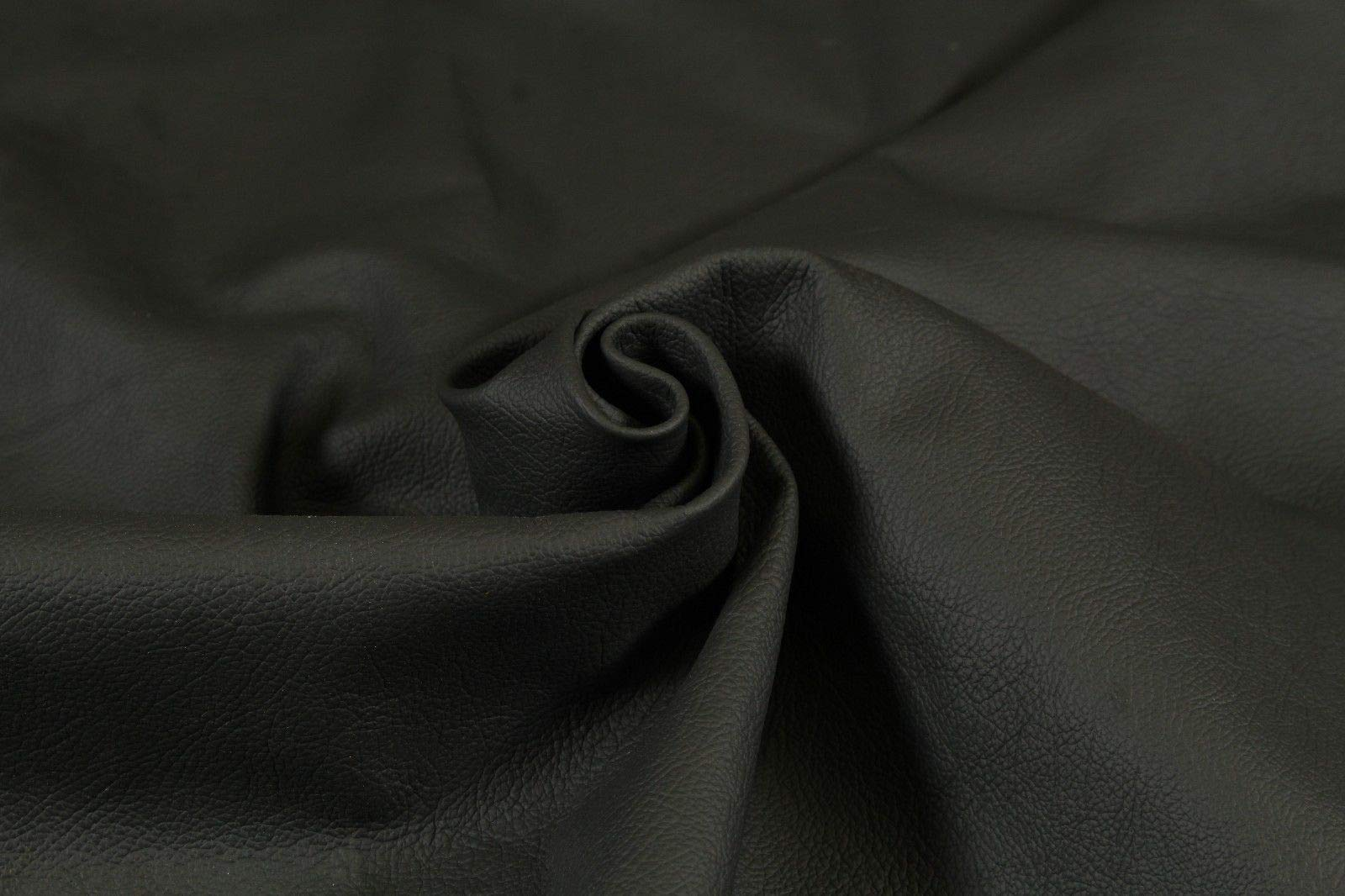 Stunning Charcoal Gray Automotive Leather Hides AVG 44 sqft ONLY $99 PER HIDE!!