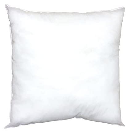 Amazon Pillowflex Indoor Outdoor Nonwoven Pillow Form Insert Delectable 22 Inch Pillow Covers
