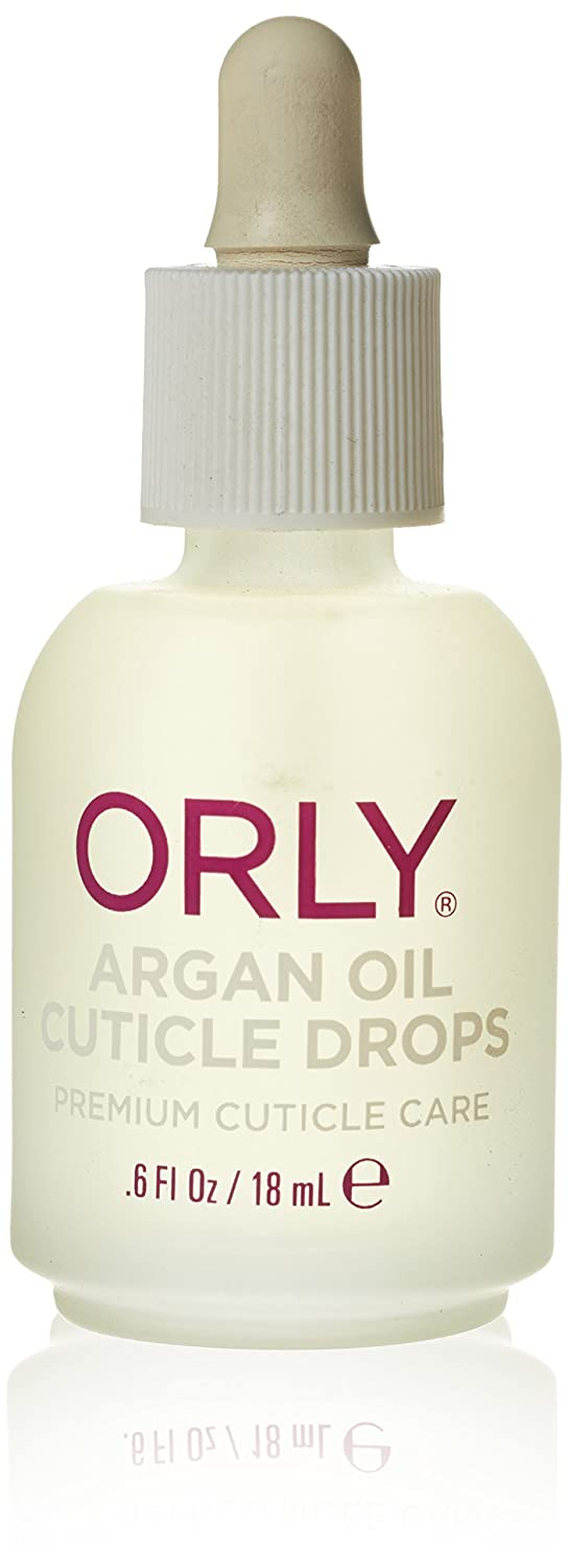 Orly Argan Cuticle Oil Drops 0.6 Ounces OH500