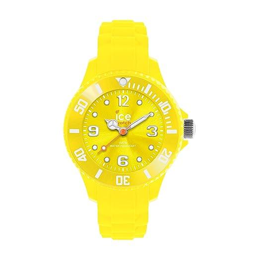ICE-Watch Reloj con Correa de Piel para Hombre 001726: Ice-Watch: Amazon.es: Relojes