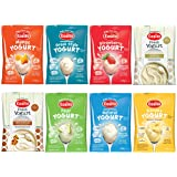 Easiyo Variety Pack Yogurt Base Mixes Sachets (8 yoghurt flavours) Includes NEW Flavours