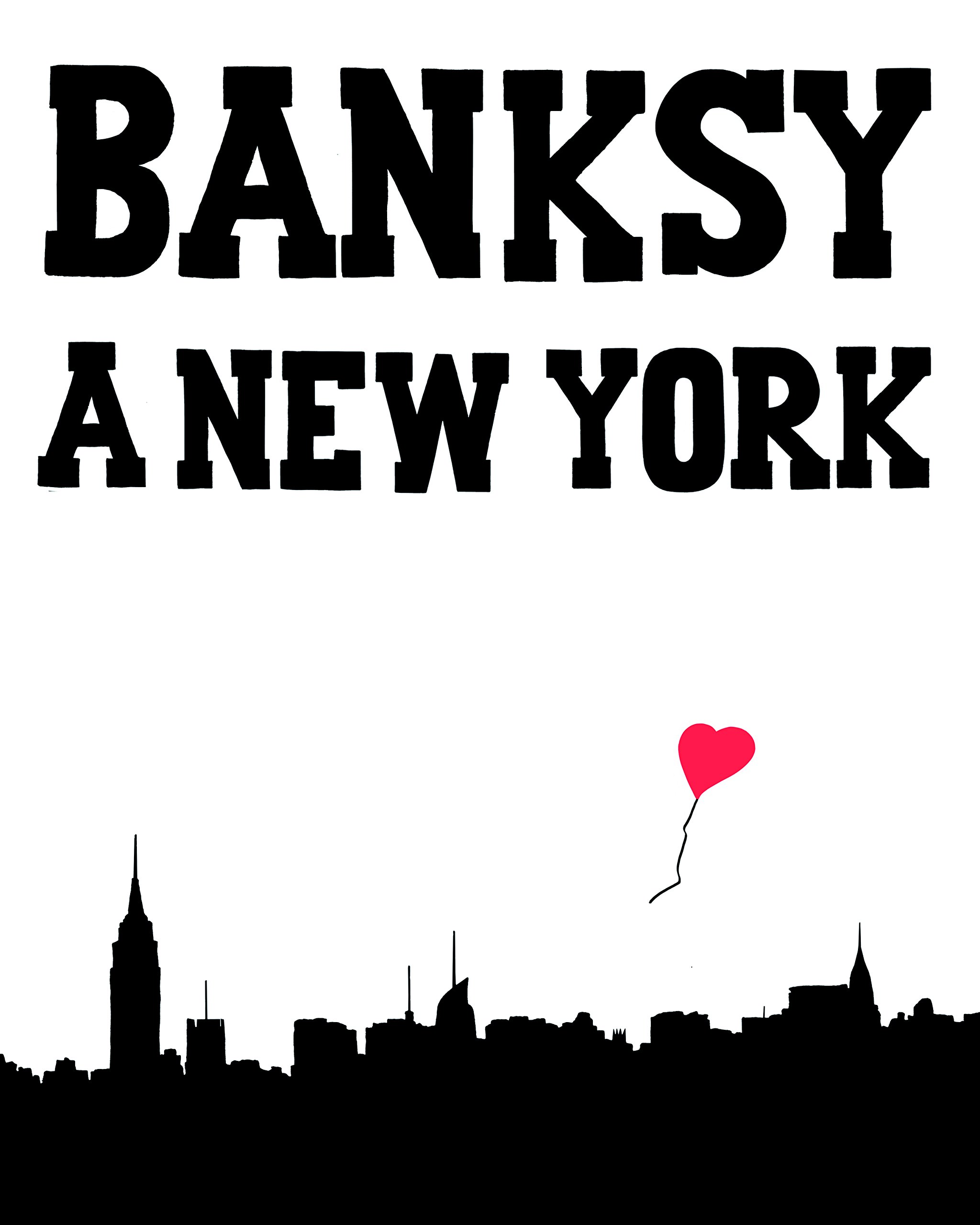 Banksy a New York