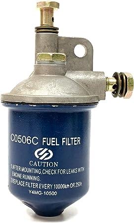 [DIAGRAM_4FR]  Amazon.com: POWER PRODUCTS Universal Fuel Filter C0506C for Diesel Engine:  Garden & Outdoor | Universal Diesel Fuel Filter |  | Amazon.com